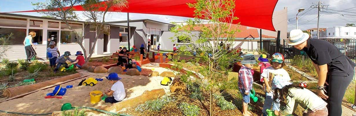 Outdoor area Guardian Maroubra East