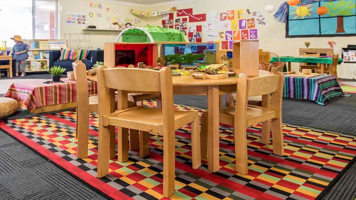 Centre furniture