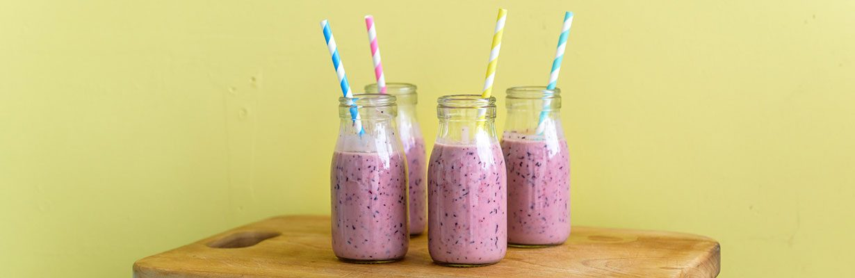Guardian Early Learning Centre recipe for super fruit smoothies