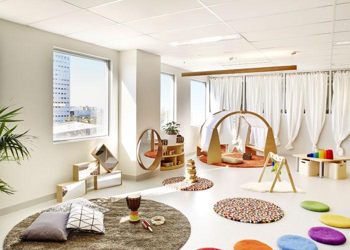 indoor environments at Guardian
