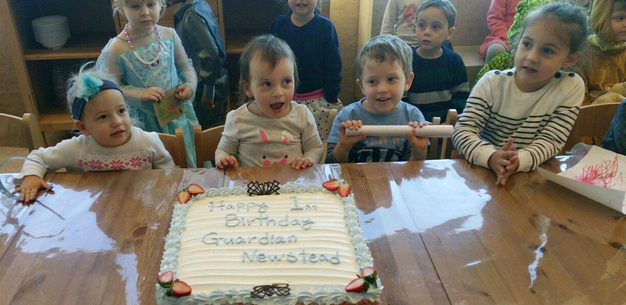 Early Learning Centre Celebration Cake
