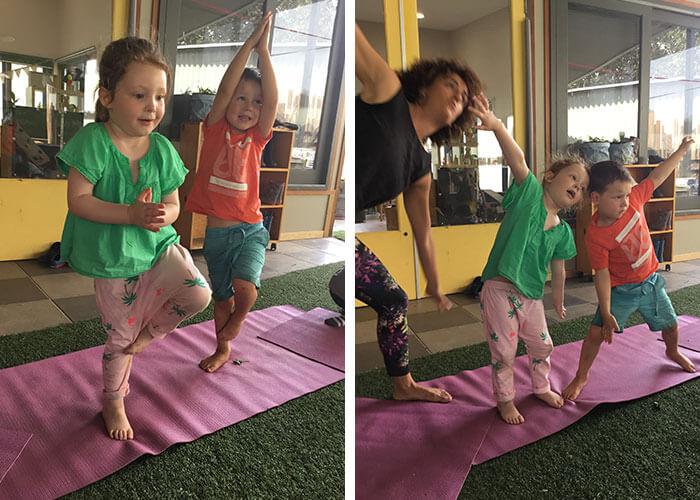 Yoga at Tree House St Kilda