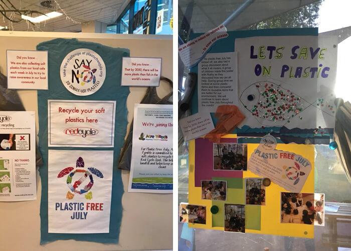 Plastic Free July Guardian