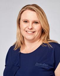 Kylie Davenport, Centre Manager for Acre Woods Pymble