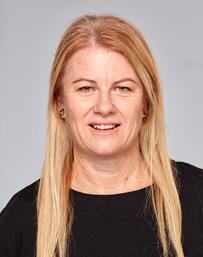 Liz, Centre Manager for Brassall