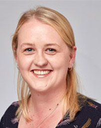 Sam, Centre Manager of Creative Beginnings