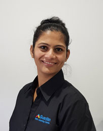 Ankita Solanki, Centre Manager of Point Cook