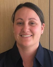Monique, Centre Manager of Taringa
