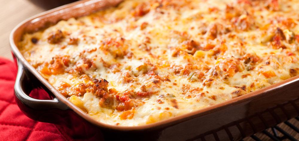 Fernando's Italian Pork Ragú Lasagne Recipe