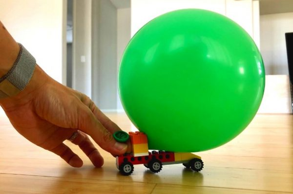 How to Build Balloon Powered LEGO Cars Guardian Learning Exchange