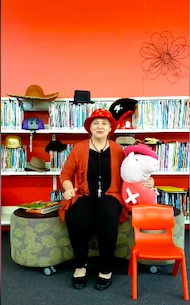 Story and Rhyme Time at the Library with Janet Guardian Learning Exchange